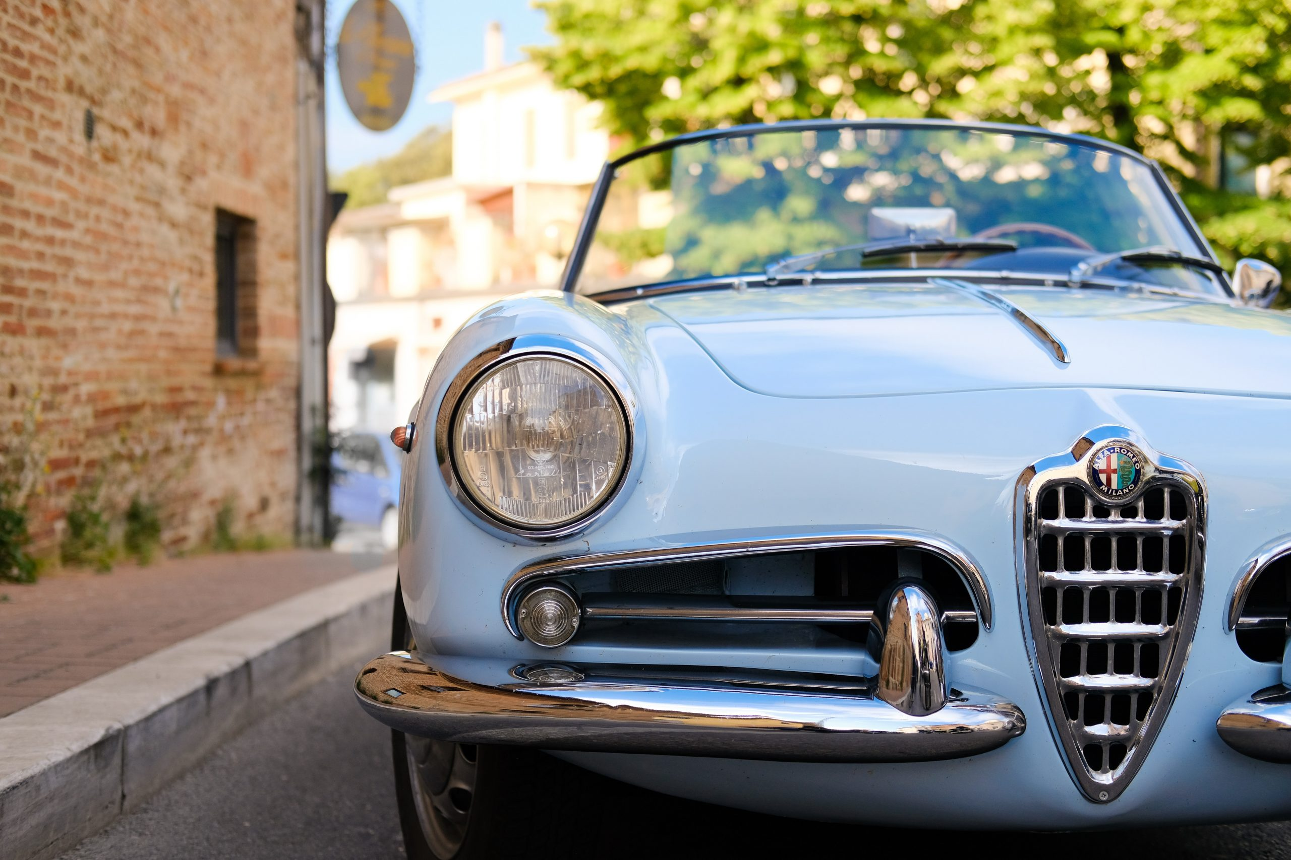 classic luxury car shipping in the USA